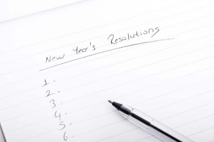 Fun Holiday – Ditch New Year's Resolution Day