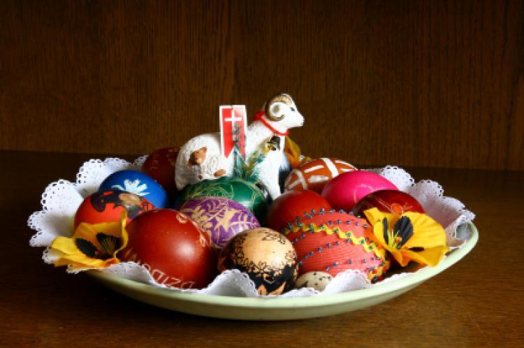 Orthodox Easter Monday in Georgia