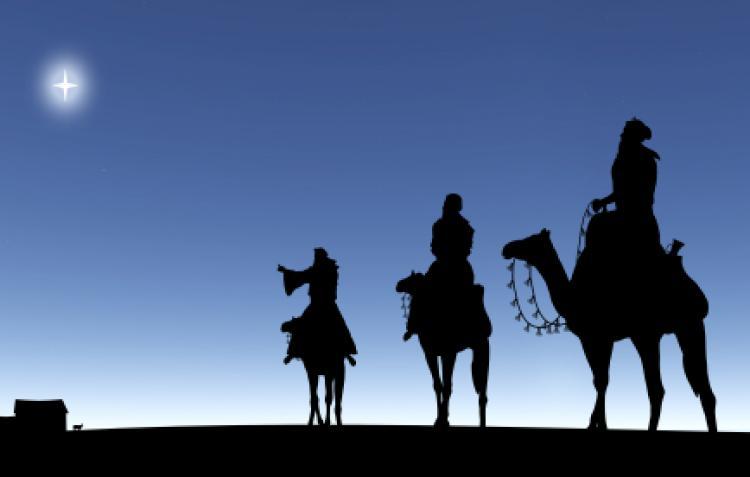 Epiphany Celebrates The Three Wise Mens Visit To Jesus