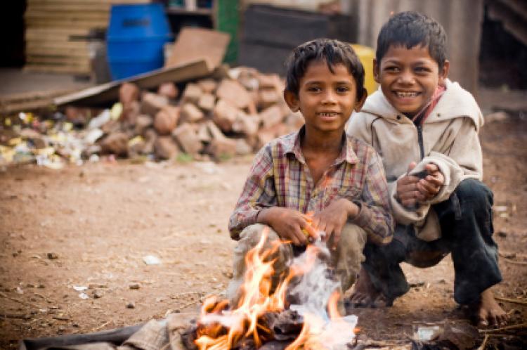 poverty speech in english