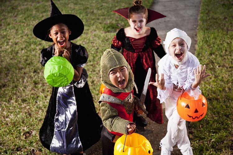 Wann Halloween 2021