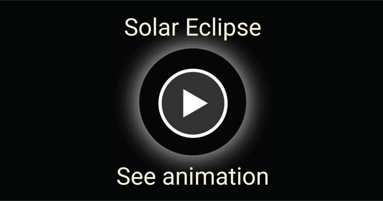 March 20, 2015 — Total Solar Eclipse