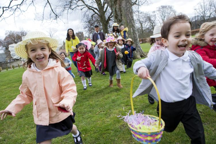 Easter Sunday in the United Kingdom