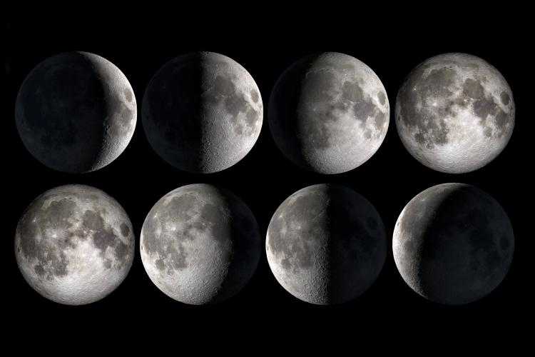 Lunar Month, Lunation, Synodic Month