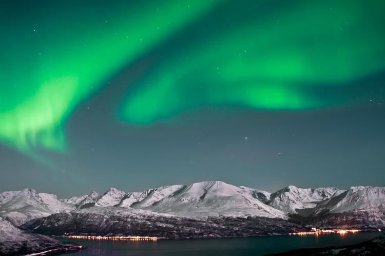 Polar Night The Opposite Of Midnight Sun