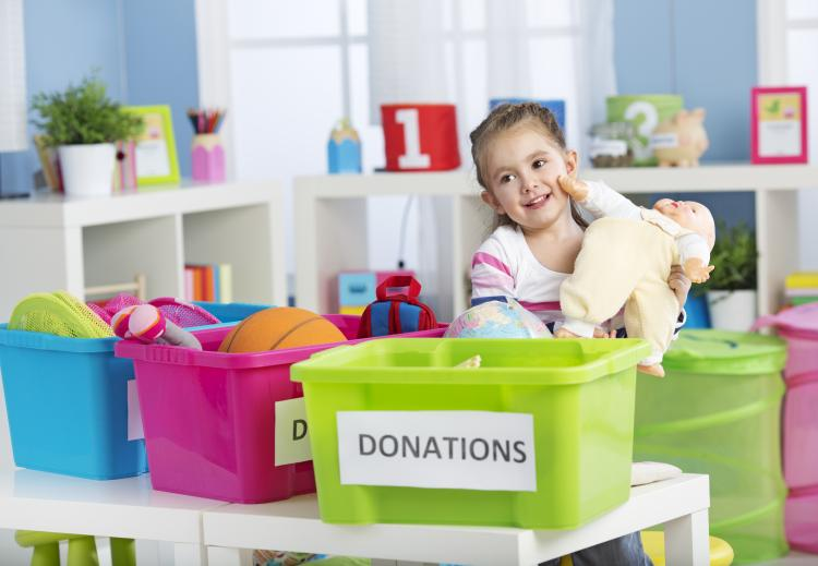 Fun Holiday Organize Your Home Day