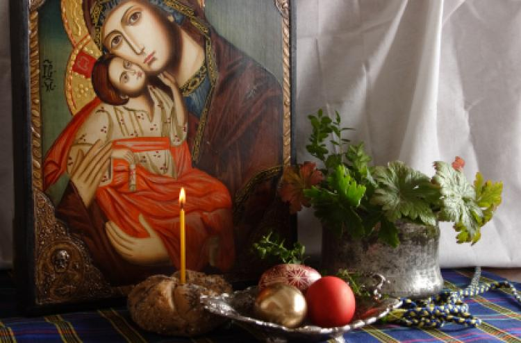 Orthodox Easter Monday in Canada