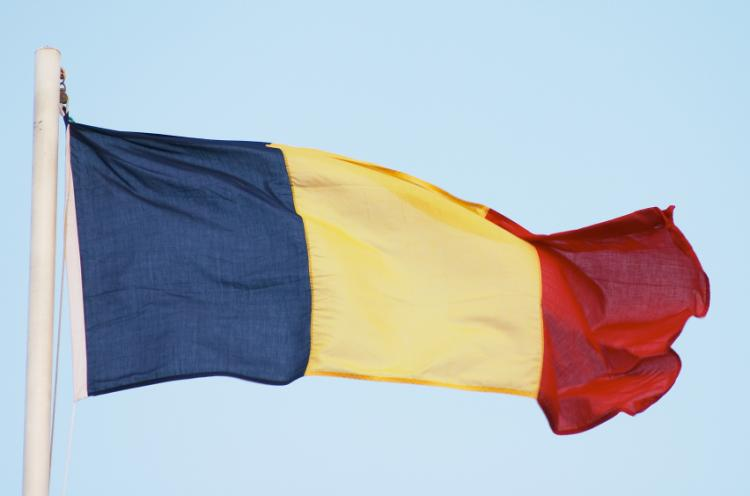 Flag Day in Romania