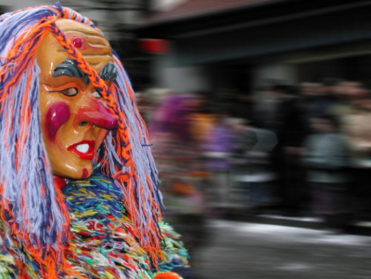 Carnival Shrove Tuesday In Venezuela
