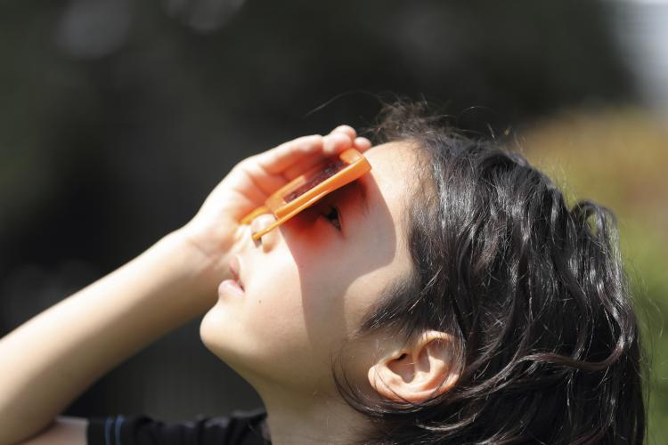Image result for How to protect your eyes during the upcoming solar eclipse