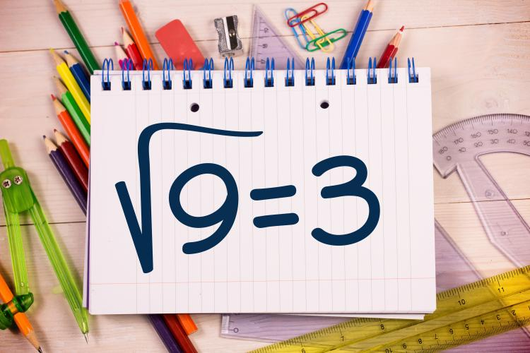 Fun Holiday Square Root Day