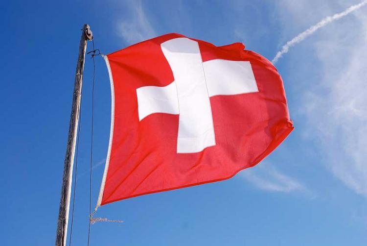 Swiss National Day In Switzerland