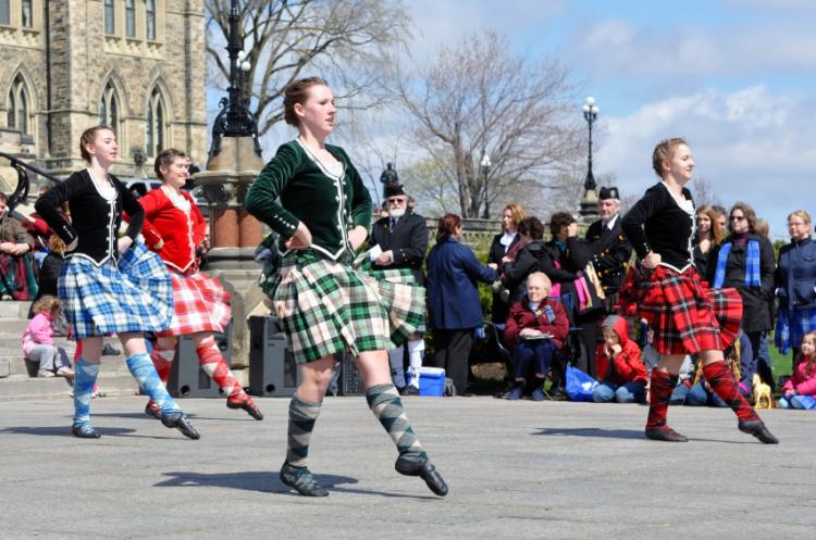 What Is Tartan national tartan day in canada