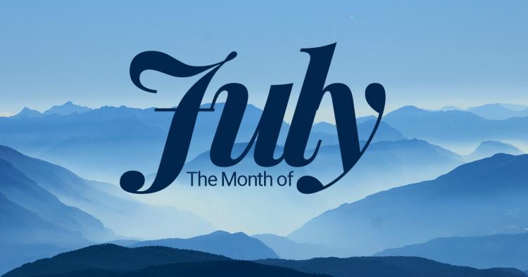 """Résultat de recherche d'images pour """"the month of july"""""""