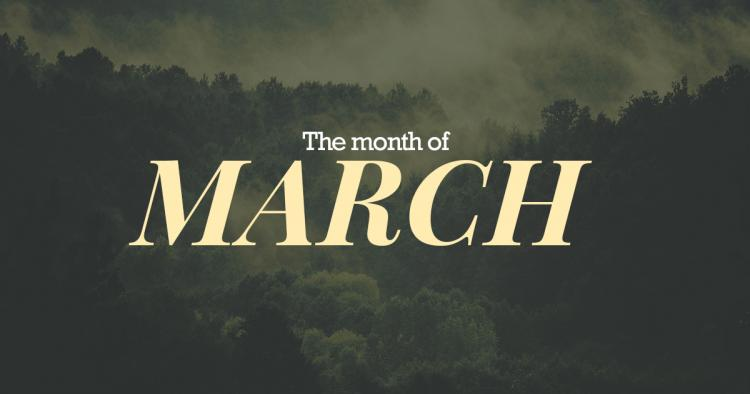 march 3rd month of the year