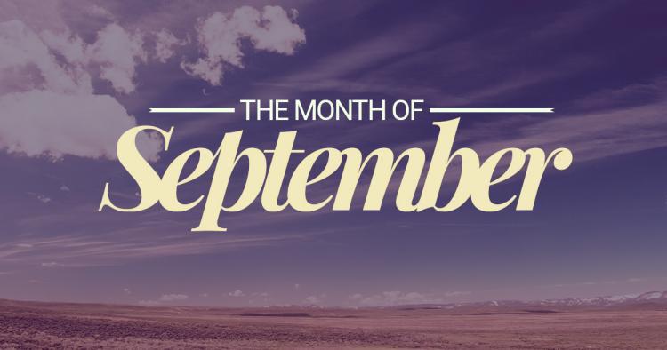 """Résultat de recherche d'images pour """"the month of september"""""""