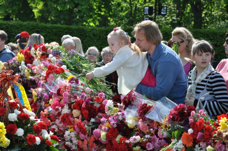 Victory Day Memorial Day In Ukraine