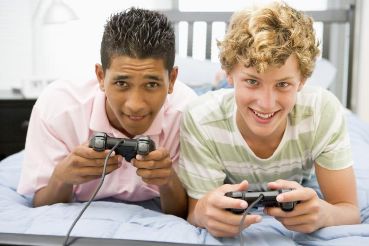 Fun Holiday  Video Games Day-7347