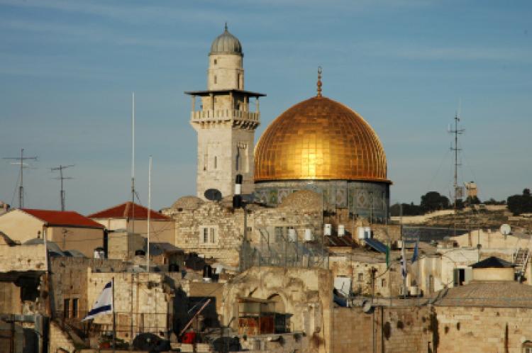 Yom Yerushalayim (Jerusalem Day) in Israel