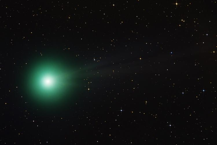 comet lovejoy in january 2015