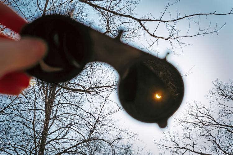 photograph about Printable Solar Eclipse Glasses identified as How in the direction of Picture a Sunlight Eclipse
