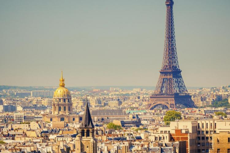 Have a good time in paris in french