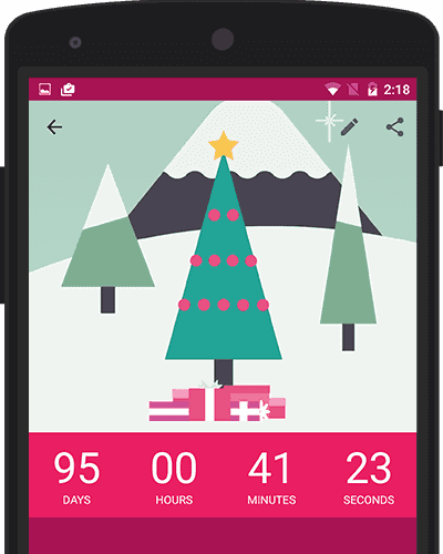 Countdown App By Timeanddate Com For Android