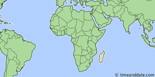Current Local Time in Mahajanga Madagascar