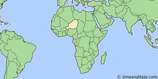 Weather for Zinder Niger