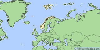 Location of Kapp Madrid