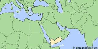 Current Local Time in Aden Yemen
