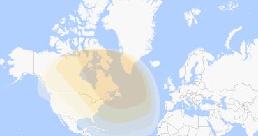 Partial Solar Eclipse on November 23, 1946