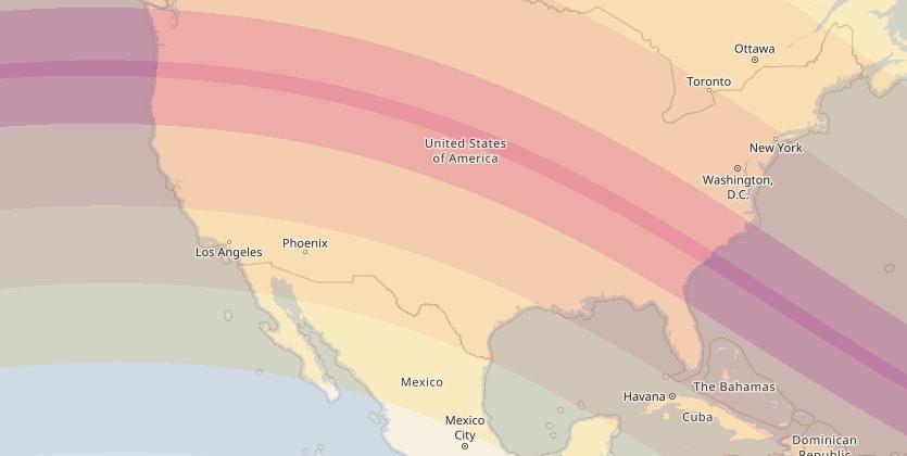 What Eclipse Coverage Was Kansas City Missouri