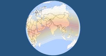 Annular Solar Eclipse on June 21, 2020