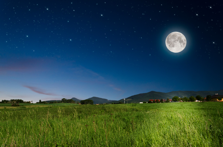 Each full Moon name has a significance.