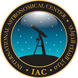 International Astronomical Center logo