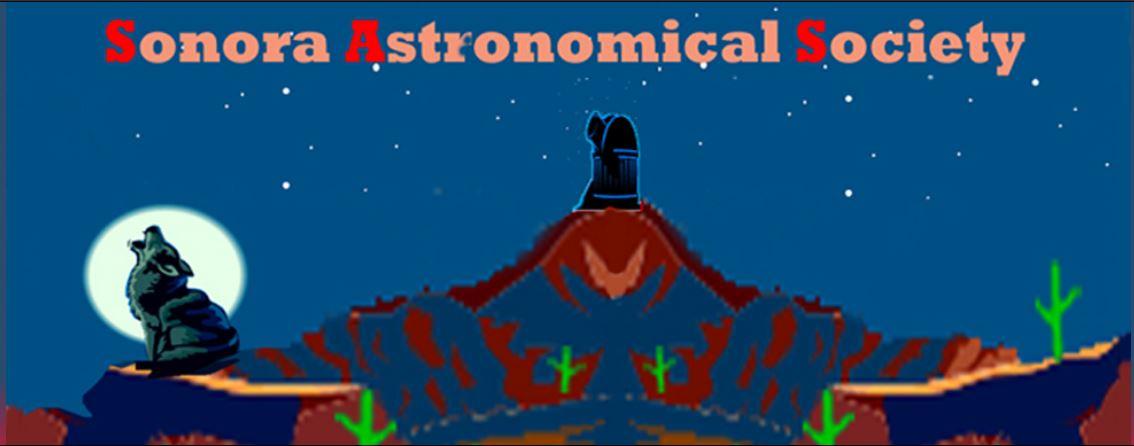 Sonora Astronomical Society logo