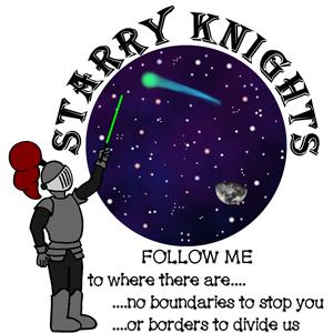 Starry Knights logo