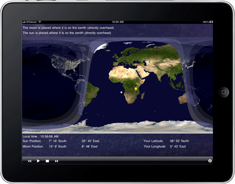 Bruksanvisning day and night world map hd for ipad iphone illustration image gumiabroncs Choice Image