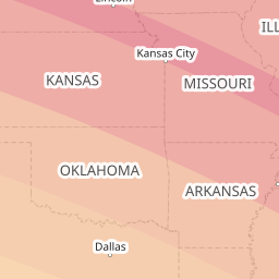 Eclipse Map August 21 2017 Total Solar Eclipse